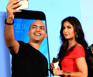 Katrina Kaif launches Xiaomi Redmi Y