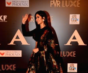 """Film """"Bharat"""" premiere - Katrina Kaif"""