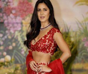 Sonam Kapoor and Anand Ahuja's wedding reception - Katrina Kaif