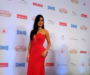 Red Carpet of Hello Hall of Fame Awards 2017