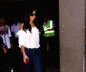 Katrina Kaif seen at airport