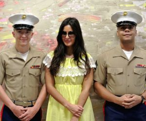 Katrina Kaif at US Consulate