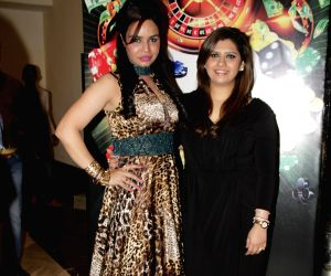 Designer Manali Jagtap fashion show