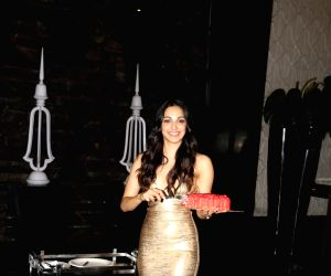 Kiara Advani during her birthday celebration