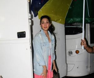 Kiara Advani seen at Andheri
