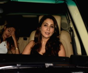 Kareena, Ranveer and others at Ritesh Sidhwani's party