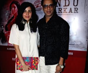 "Special Screening of film ""Indu Sarkar"