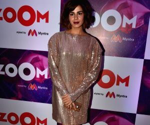 "Launch of new logo - ""Zoom styled by Myntra"" - Kirti Kulhari"