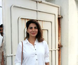 "Special screening of film ""Blackmail"" - Kirti Kulhari"