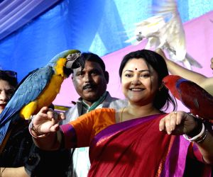 Koneenica Banerjee inaugurates 21st Bird's Show
