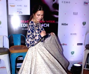 "India Beach Fashion Week"" - Kriti Kharbanda"
