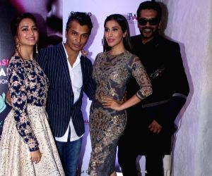 "India Beach Fashion Week"" - Kriti Kharbanda, Vikram Phadnis and Sophie Choudry"