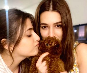 Kriti Sanon welcomes new puppy 'Phoebe' into her family