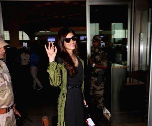 Kriti Sanon at airport