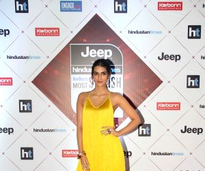 "HT India's Most Stylish Awards"" - Kriti Sanon"