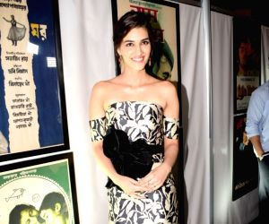 Press conference of the 19thEdition of IIFA - Kriti Sanon