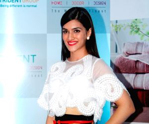 Kriti Sanon unveils new Bath and Home Linen Collection