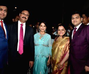 Madhuri Dixit Nene at a book launch