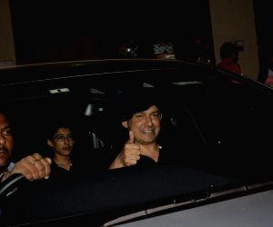 Sriram Madhav Nene seen at PVR