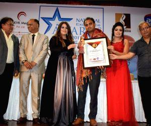 Mahima Chaudhry at an award function