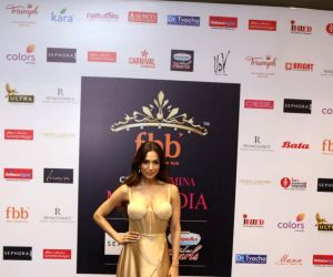 Red Carpet for the Grand finale of Miss India 2018 - Malaika Arora