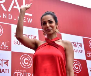 Malaika Arora during launch of a store