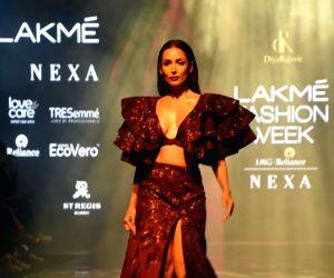 Lakme Fashion Week Winter/Festive 2019 - Malaika Arora