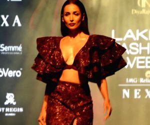 Lakme Fashion Week 2019: Malaika Arora's hot looks set the ramp walk on wild fire