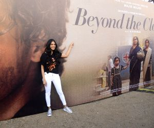 "Song launch of film ""Beyond the Clouds"" -  Ishaan Khatter and Malavika Mohanan"