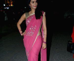 "Special screening of film ""Daas Dev"" - Mallika Sherawat"