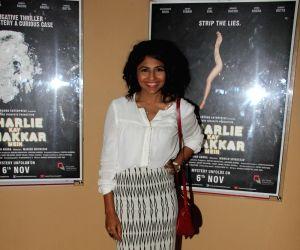 Trailer launch of film Charlie Ke Chakkar Mein