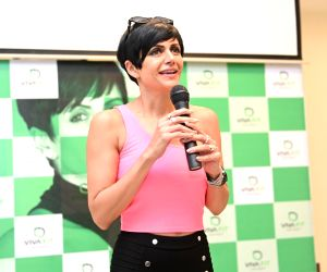 Mandira Bedi during a programme