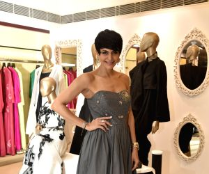 Mandira Bedi at the special preview of a fashion brand