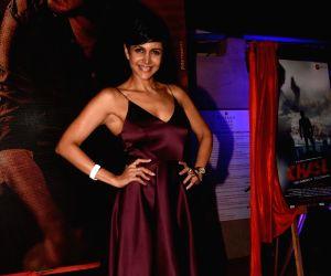 "Film ""Chase No Mercy to Crime"" trailer launch - Mandira Bedi"