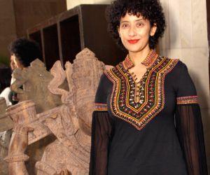 Manisha Koirala at the launch of Sagoon.com