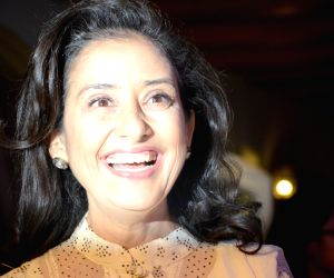 Manisha Koirala during a programme