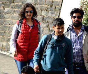 Manisha Koirala in Shimla