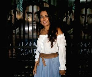 "Special screening of film ""Lucknow Central"" - Mini Mathur"