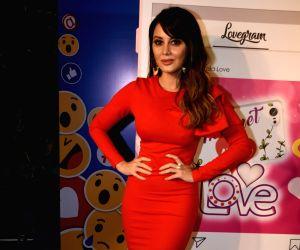 "Launch of show ""Internet Wala Love"" - Minissha Lamba"