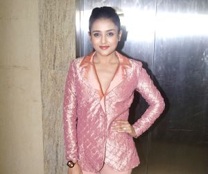 Mishti Chakraborty during a programme