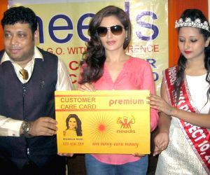 Monica Bedi during a programme