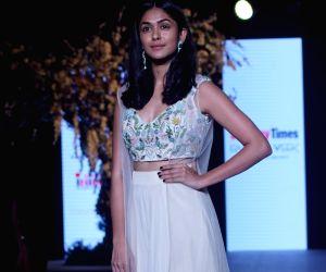 Bombay Times Fashion Week 2018 - Day 3 - Mrunal Thakur