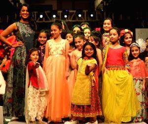 India Kids Fashion Week 2018 - Mugdha Godse