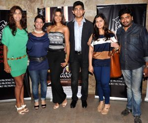 Arjun Mogre's film Pradosh launch