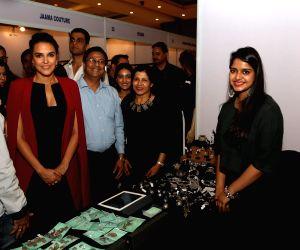 Luxxis - A Fashion and Lifestyle Exhibition - Neha Dhupia