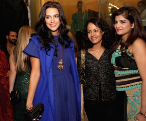 Launch of Guneet Virdi's skin care and make up studio