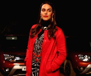 Neha Dhupia is a total Wo