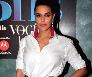 """Vogue BFFs"""" - Neha Dhupia"""