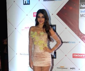 "HT India's Most Stylish Awards"" - Nidhhi Agerwal"