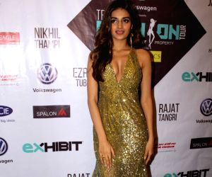 "Tech Fashion Tour""- Nidhhi Agerwal"